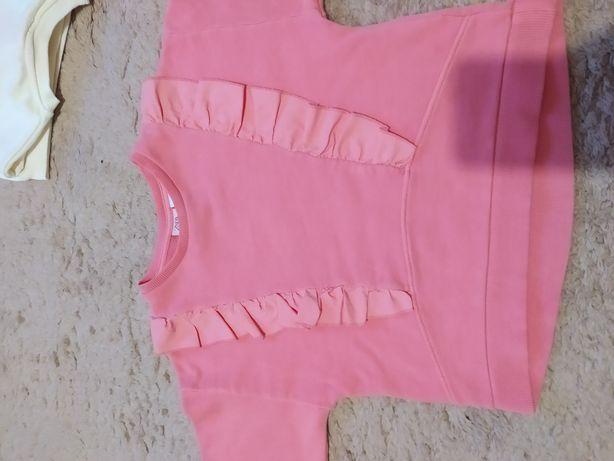 Bluza Zara rozmiar 110