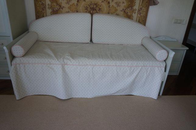 Кровать с матрасом и комплектом подушек Италия -80% РАСПРОДАЖА