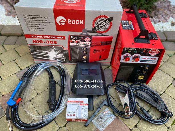 Сварочный полуавтомат полуавтомат Edon MIG-308 напівавтомат