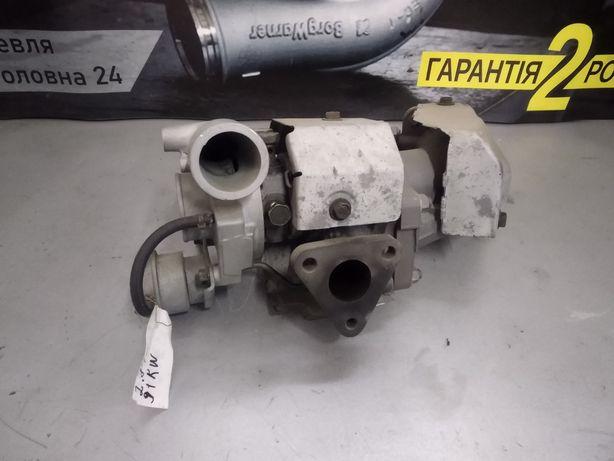 Турбіна Mitsubishi Pajero II 2.8d 91 kw