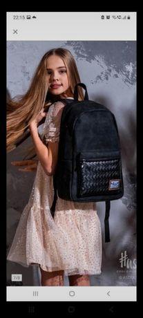 Plecak Hash czarny nowy