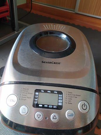 Máquina de pão Silvercrest