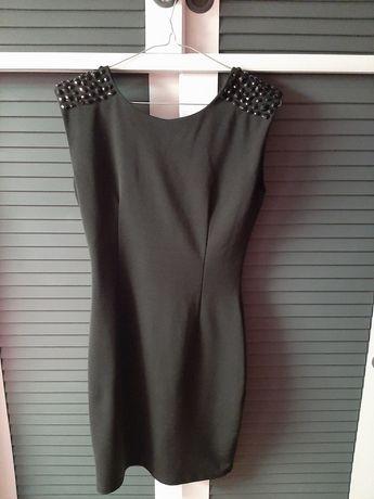 Sukienka - mala czarna