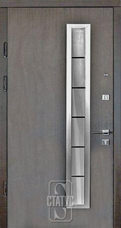 Двери входные бронированные Статус