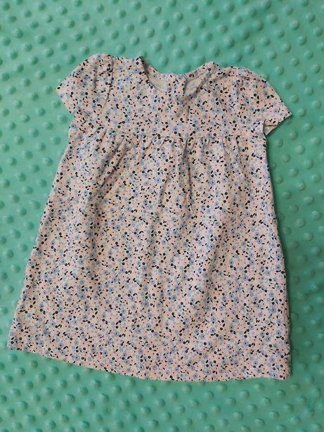 Sukienka niemowlęca 62