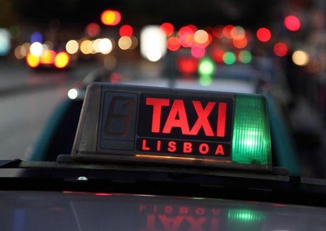 TAXI em Lisboa c/ ou s/ carro