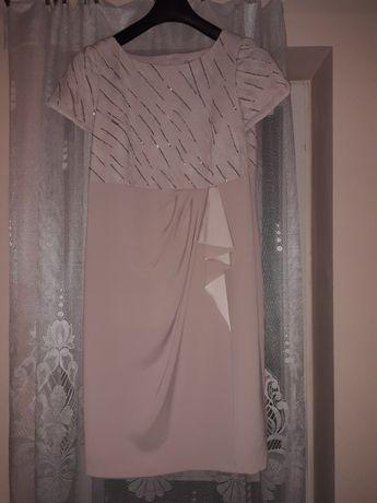 Sukienka koktajlowa 44