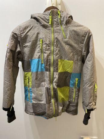 Kurtka dziecieca narciarska, zimowa, idealna, rozmiar 140 Reserved
