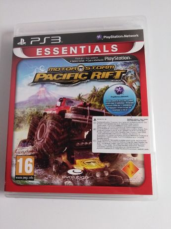 Motorstorm Pacific Rift - PS3 - tania wysyłka