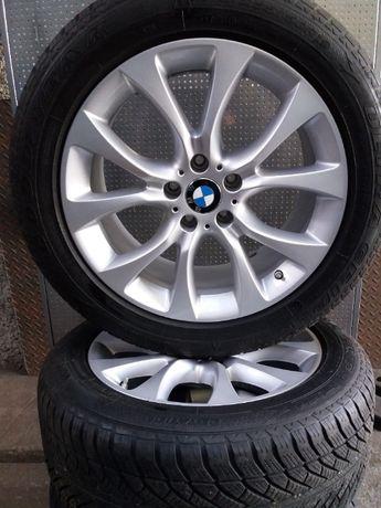 Koła zimowe BMW X5 X6 F15 F16 9X19 ET48 255/50R19 GoodYear