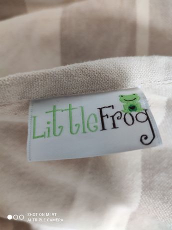 Little Frog chusta tkana 4,2
