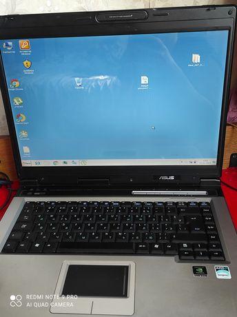 Ноутбук Asus A6M на планшет