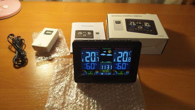 Цифровая метеостанция барометр, гигрометр, термометр
