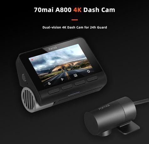 Видеорегистратор 70mai Smart Dash Cam 4K A800