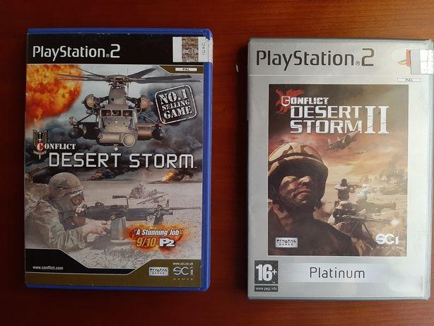 Pack Conflict Desert Storm playstation 2
