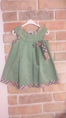 Sukienka Burberry 80/86