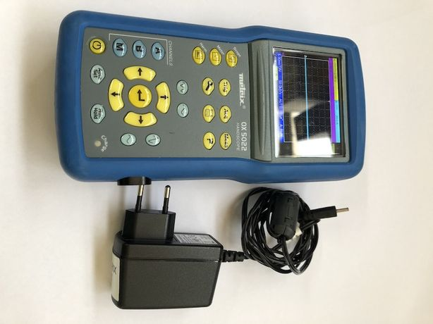 Osciloscópio portátil