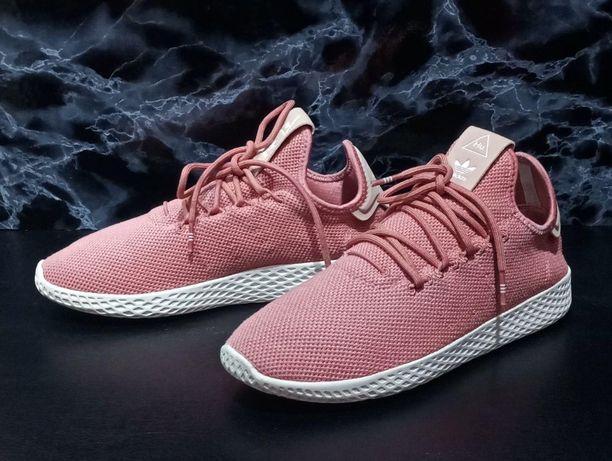 Женские именные кроссовки Adidas Pharrell Williams Оригинал