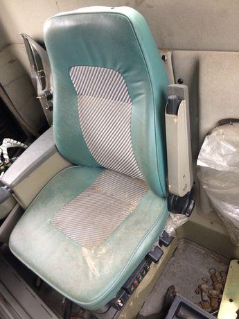Claas Lexion fotel
