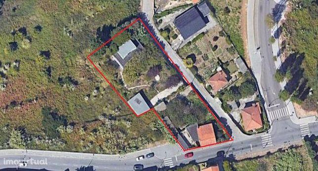 Terreno para construção a 500m da praia, em Canidelo