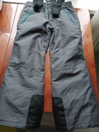 Spodnie narciarki na 134/140 cm