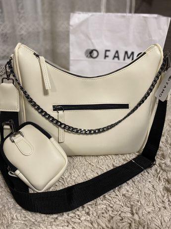 Трендова сумка с кошельком Famo