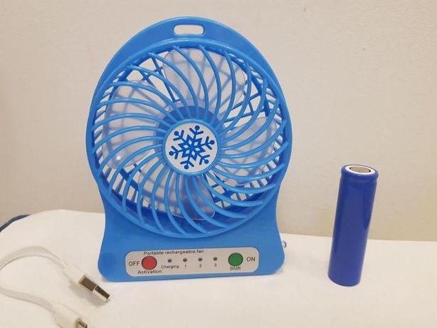 Настольный мини USB вентилятор Mini Fan XSFS