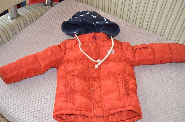 Продам куртку для мальчика деми 2-3 года