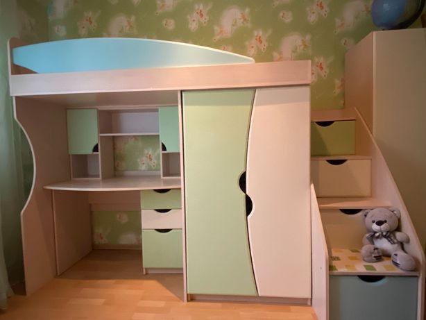 Дитяча кімната « Саванна» для двох дітей