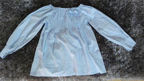 Włoska koszula bluzka Hiszpanka