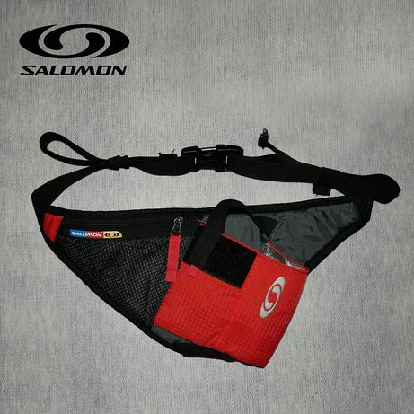 Сумка на пояс SALOMON, Nike, The North Face