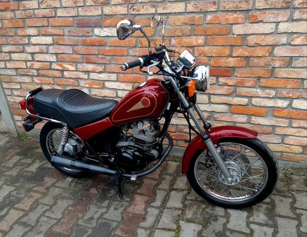 Yamaha SR 125 POLIFT Super Stan 2000R ***Transport***