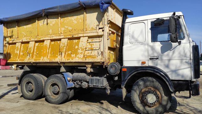 МАЗ 551605. 2008 года. под восстановление