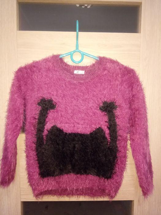 Sweter futrzak 122-128 Koszalin - image 1