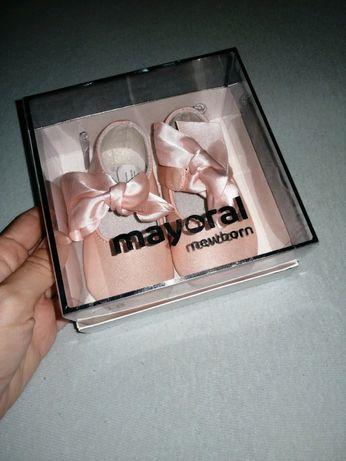 Śliczne butki Mayoral