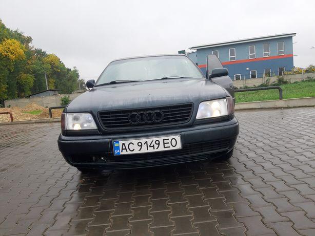 Audi 100(a6) C4 2.4D обмін