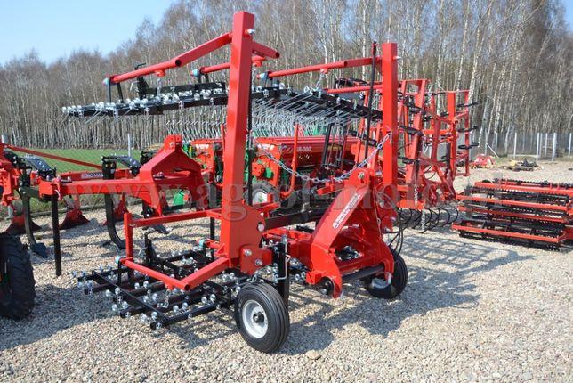 Chwastownik brona aktywator 3 6 7 9 12 m Izak Agro Faktory Factory