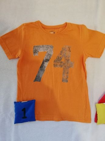 T-shirt bluzka j.H&M 110