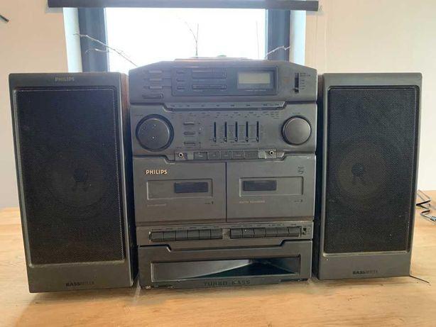 Radiomagnetofon philips boombox
