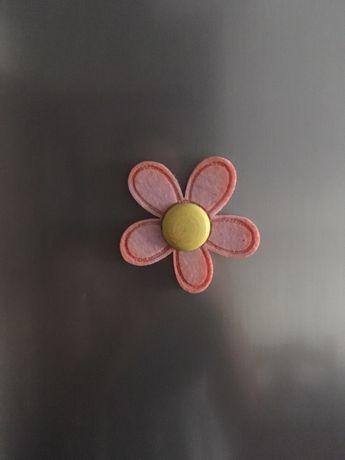 Íman frigorífico - Flor