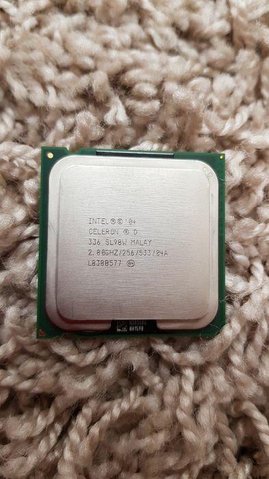 процессор Intel Celeron D 336 2.8Ghz Днепр - изображение 1