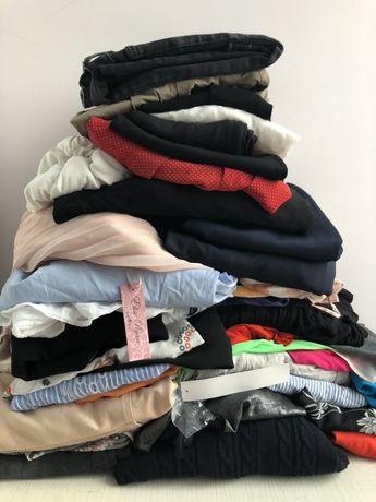 Ubrania duże paki mix różne rozmiary modne marki odzież używana i nowa