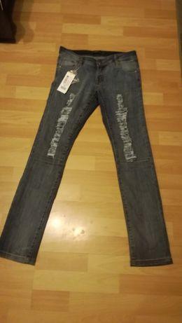 Spodnie jeansowe dżinsy RUT&CIRCLE rozmiar 27 nowe stan idealny