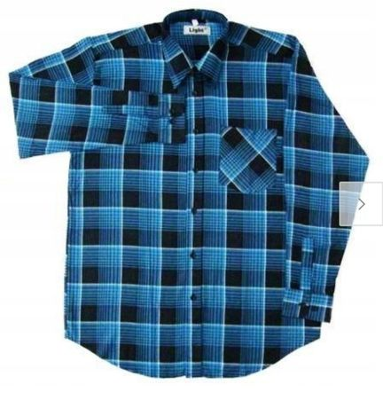 Koszula flanelka Modar XXL