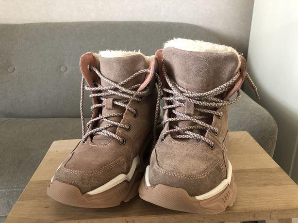 Ботинки, кроссовки зимние , Radder