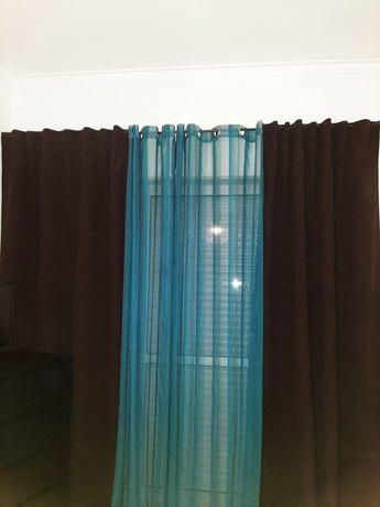 Conjunto cortinados