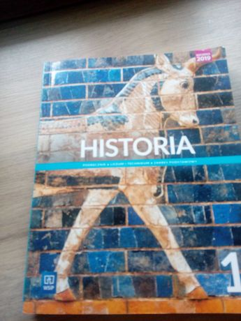 Podręcznik do historii kl.1