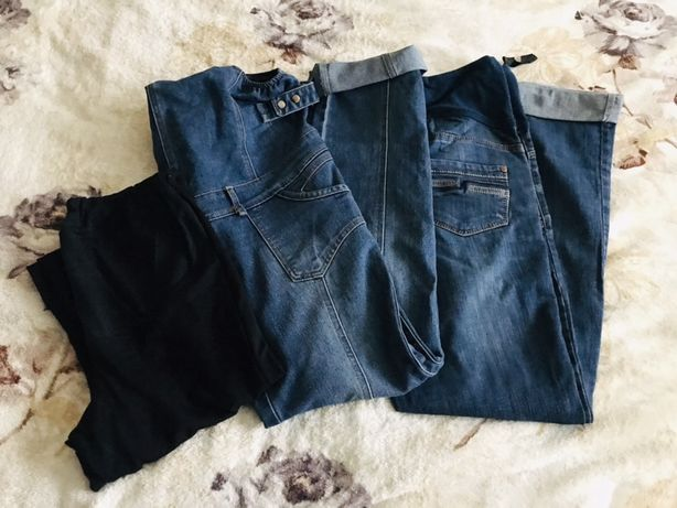 Джинсы, штаны для беременных