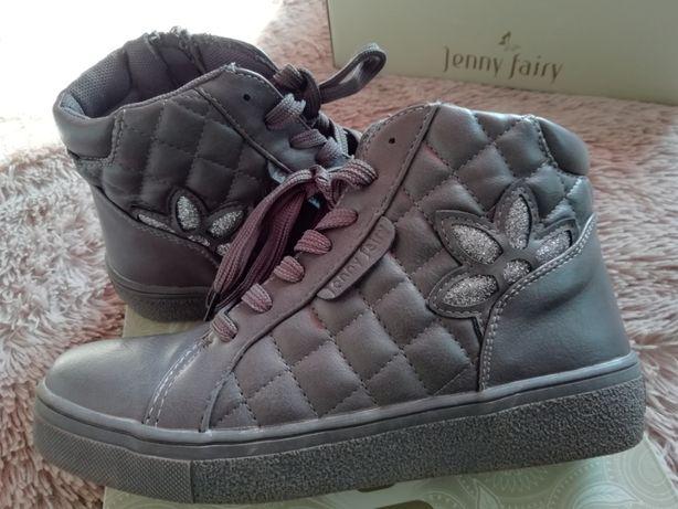 Стильні чобітки для дівчинки