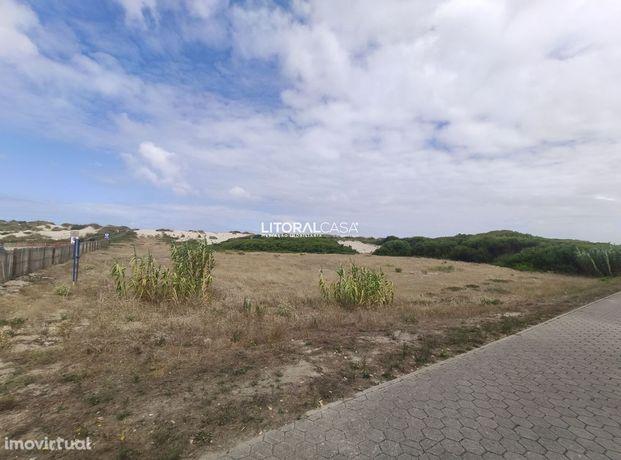Terreno Urbano 3000m2 Primeira linha praia da Vagueira
